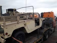 Amerikaanse leger is in Vlissingen volop bezig met grootse operatie