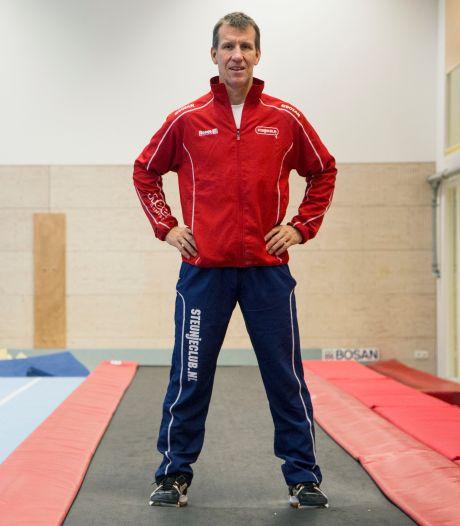 Frank Louter is nooit weggeweest bij Topturnen Oost Nederland: 'Het is complex'