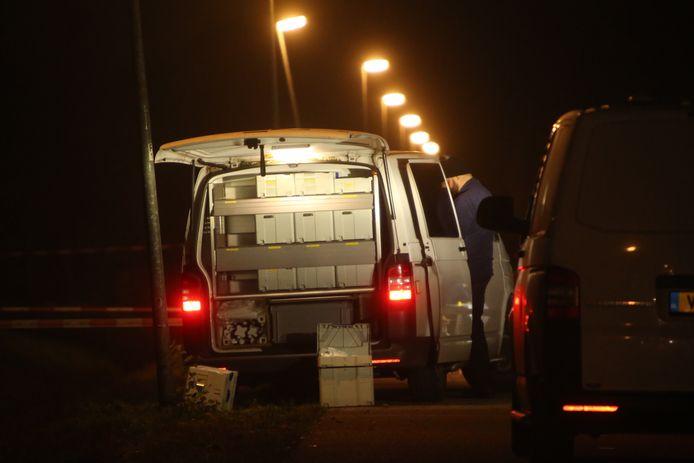 Vrouw bewusteloos gevonden nabij Rijksweg in Nuland