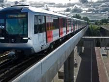 Metroverkeer hervat na grote storing