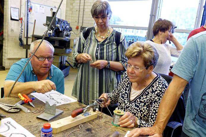 zomerpalet in schijndel vermaakt ouderen voor tiende jaar op rij