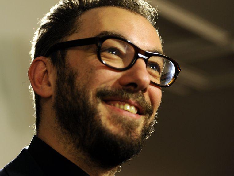 Michael R. Roskam, de regisseur van Rundskop. Beeld BELGA