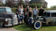 Oldtimermeeting V8 Brothers Village op kasteeldomein Dominiek Savio aan achtste editie toe
