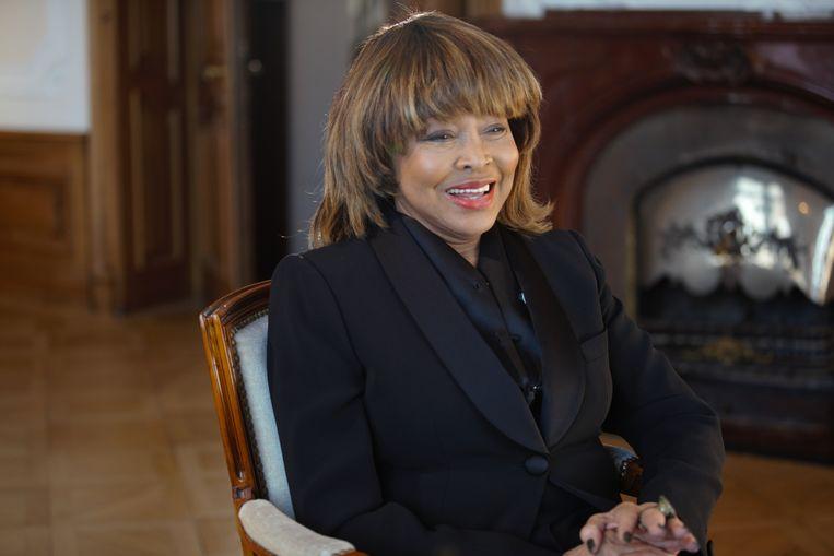 De makers van de documentaire interviewden de 81-jarige Turner en gebruikten daarnaast opnamen van een interview uit 1981. Beeld