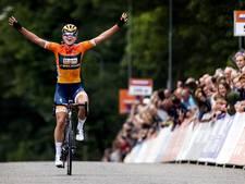 Chantal Blaak Nederlands kampioen op de weg