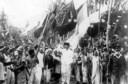 Soekarno op Sumatra, 1948.