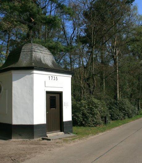 Belgen leggen stukje fietspad tussen Rovertse kapel en de grens aan