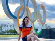 Schoonspringster Celine heeft in Tokio nóg geen wedstrijdfocus, maar voelt wel olympische kriebel
