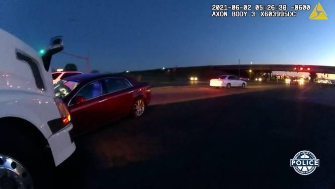 Negenjarige veroorzaakt auto-ongeluk... als bestuurder