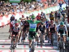 Fabio Jakobsen sprint in Vuelta op verjaardag naar derde ritzege