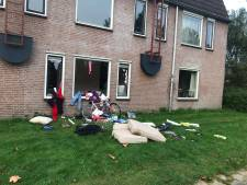 Woning verwarde man in Zwolle dichtgetimmerd, sloten worden vervangen: 'Hij keert niet meer terug'