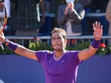 Nadal file en demi-finale à Barcelone
