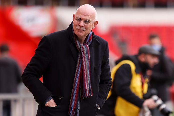 Toon Gerbrands, de algemeen directeur van PSV.