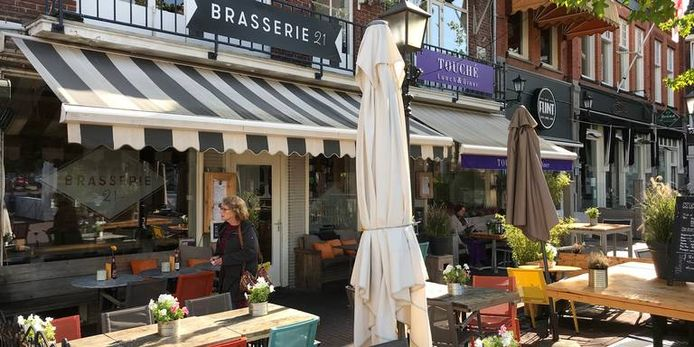 Restaurant Brasserie 21
