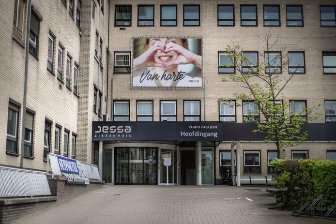 Het Jessa Ziekenhuis in Hasselt test 25 profwielrenners van de Belgische ploeg Lotto-Soudal uitgebreid op hun hartfunctie.