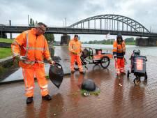 Arnhem wil hogere vrijwilligersvergoeding voor afvalopruimers De Brug