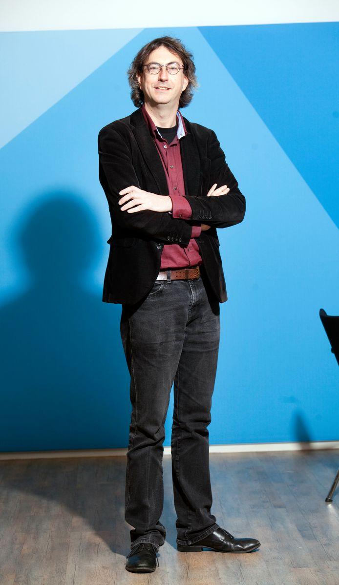 HSP-raadslid Joeri Oudshoorn dreigt laag op de kieslijst te komen.