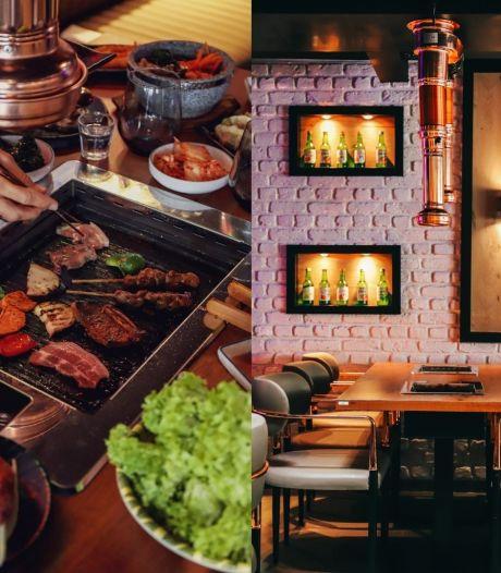 ITAEWON, le BBQ coréen de Bruxelles qui fait le buzz (et qui en vaut vraiment la peine)