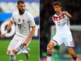 De terugkeer van de wrekers: Benzema en Müller kunnen vanavond meteen aan de bak