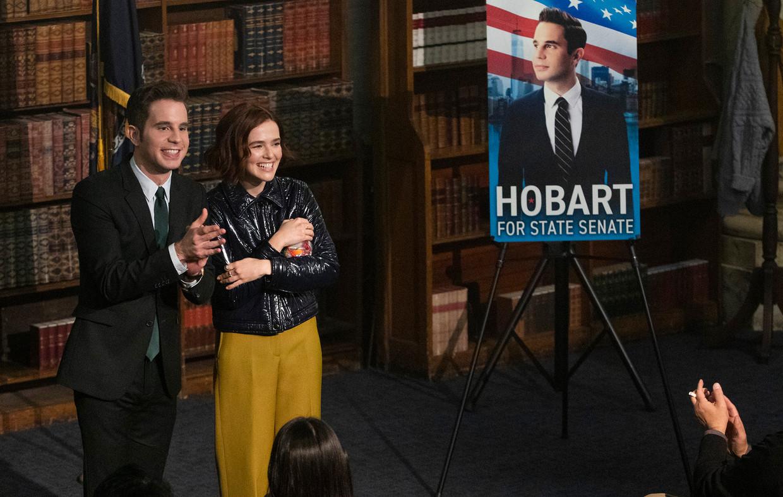 'The Politician' Beeld Netflix