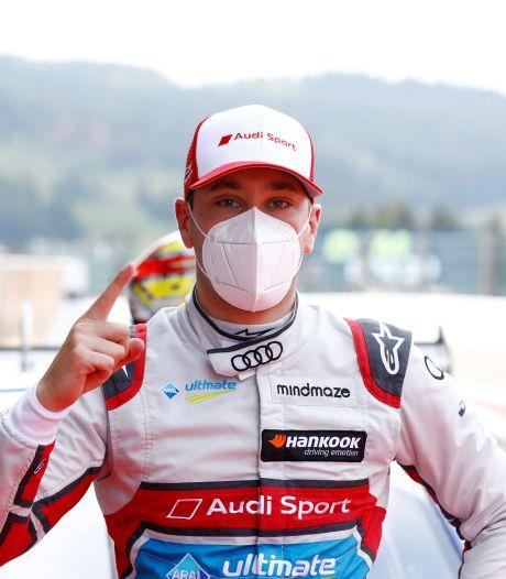 Derde plaats voor Frijns in DTM op circuit van Spa-Francorchamps