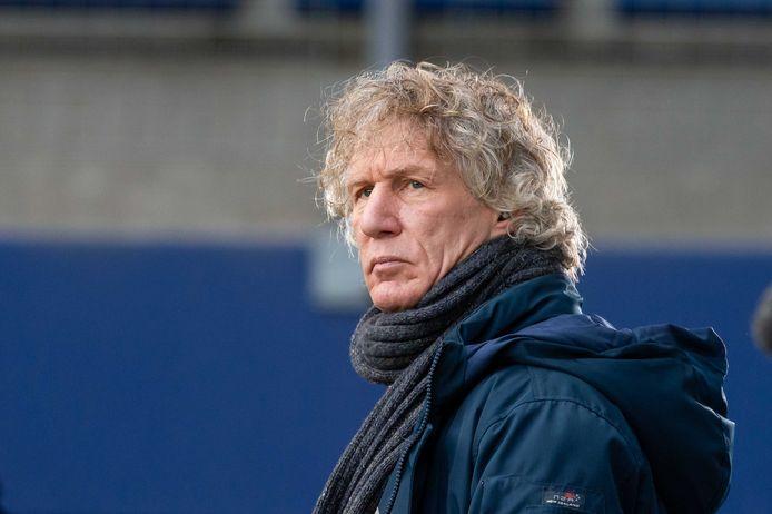 Gertjan Verbeek ziet een overgang naar PEC wel zitten.