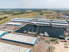 Overslag North Sea Port keldert door corona met 11 procent