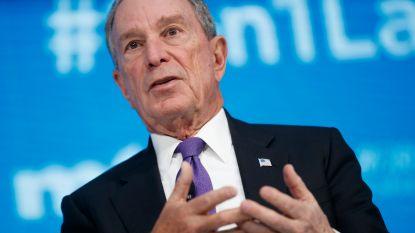 Oud-burgemeester New York betaalt bijdrage VS aan klimaatakkoord Parijs uit eigen zak