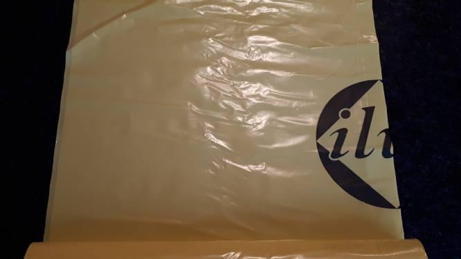 Bijkomende inlevermomenten voor gele zakken en stickers van ILvA