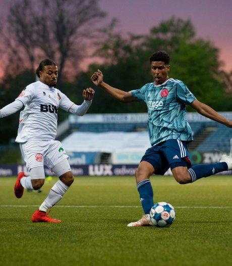 Samenvatting | Telstar - Jong Ajax