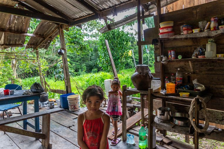 Het dorpje São José telt amper 55 inwoners.  Beeld Noël van Bemmel