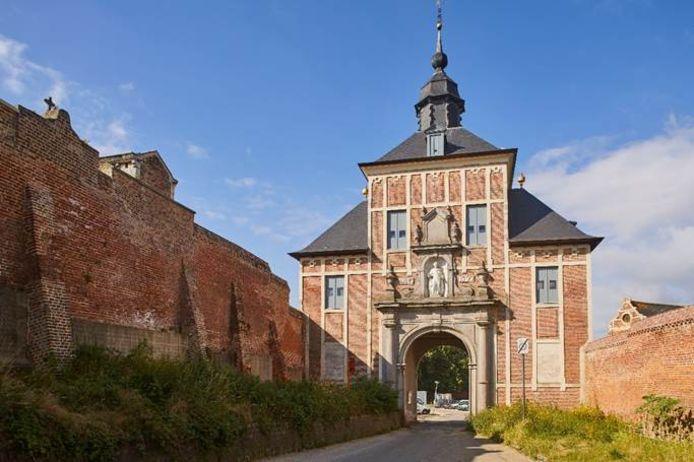 De Norbertuspoort in Heverlee.