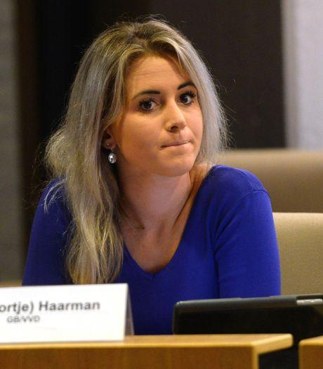 Noortje Haarman (23) fractievoorzitter GB/VVD Tubbergen