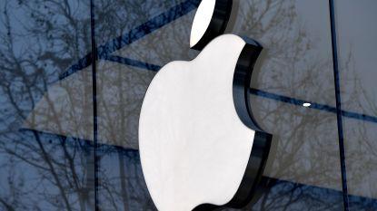 Zelfrijdende Apple-auto betrokken in ongeluk