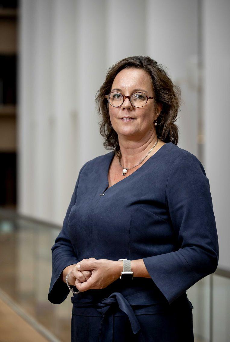 Minister Van Ark zag niets in voorrang voor jongeren op de ic, discriminatie is verboden en dus ook leeftijdsdiscriminatie. Gelijk heeft ze Beeld ANP