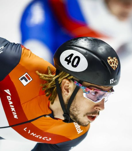 Hoogerwerf grijpt naast WK-medaille op 500 meter, Knegt komt opnieuw niet tot finale