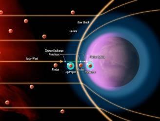 Ook Mars heeft poollicht en NASA heeft nu ontdekt hoe ultraviolette gloed ontstaat