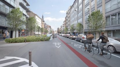 Binnenstad Kortrijk wordt fietszone vanaf juli. Zó ingrijpend wordt het!
