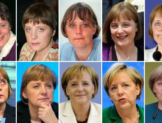 PORTRET. Angela Merkel, een Mädchen dat hard haar best gedaan heeft