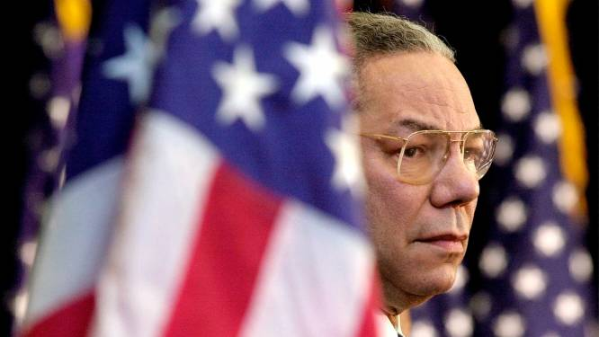 Voormalig VS-minister van Buitenlandse Zaken en oud-generaal Colin Powell (84) overleden