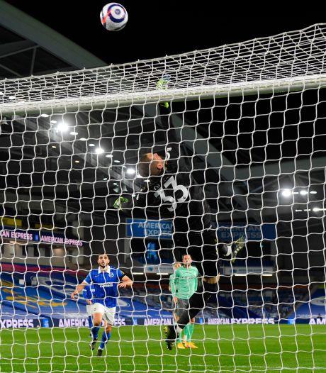 Everton voor derde opeenvolgende duel zonder zege