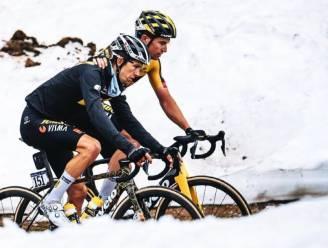 Hét verhaal van de Zoncolan-rit: klimmer van Jumbo-Visma reed moordende col nog tweede keer (deels) omhoog uit erkentelijkheid voor ploegmakker