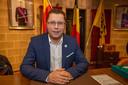 Burgemeester Steven Van Linthout (CD&V Plus)