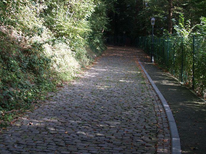 Geraardsbergen: De Muur is tijdelijk afgesloten voor fietsers en voetgangers.
