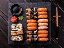 Les sushis sont aussi caloriques qu'un Big Mac