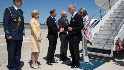Koning Filip en koningin Mathilde spelen Belgische VN-troeven uit in New York