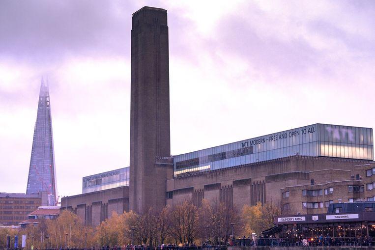 Archiefbeeld van museum Tate Modern. Beeld Photo News