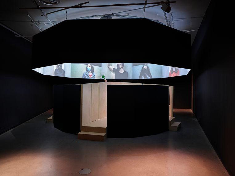 The Eye Machine van Carlos Reygadas.  Beeld Studio Hans Wilschut