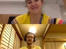 "Brugse Olympiërs Valerie Demey en Niels Van Zandweghe vanuit Tokio: ""Ik heb mijn Brugge-looptenue mee om wat reclame te maken voor de stad"""