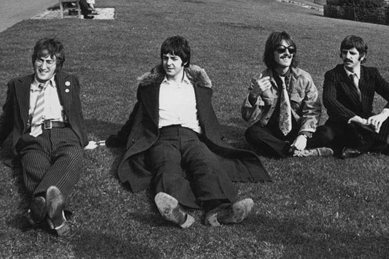 The Beatles. Beeld rv